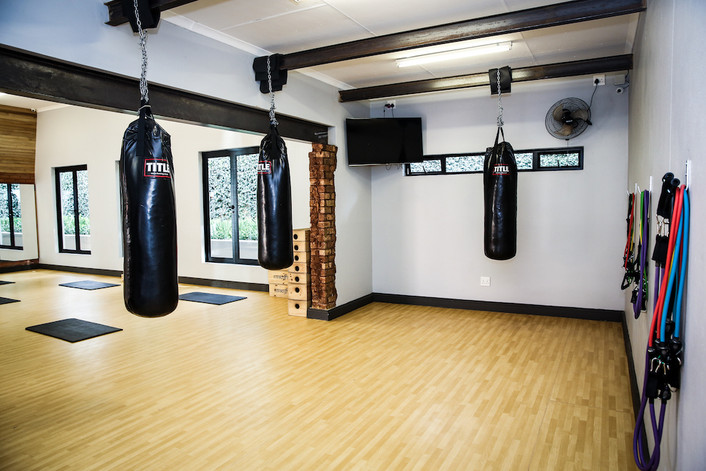 FITFIRST BOXING