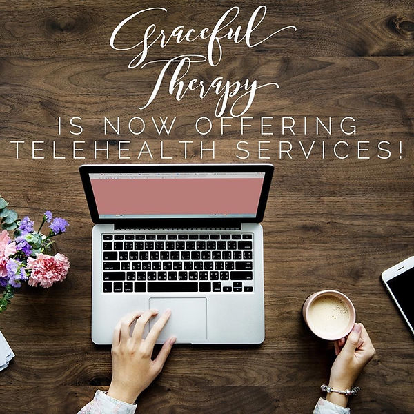 Telehealth at Graceful Theraoy