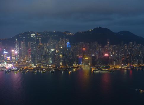 A Hong Kong day