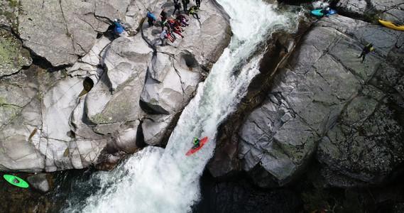 Kayak Haut Tarn Lozère