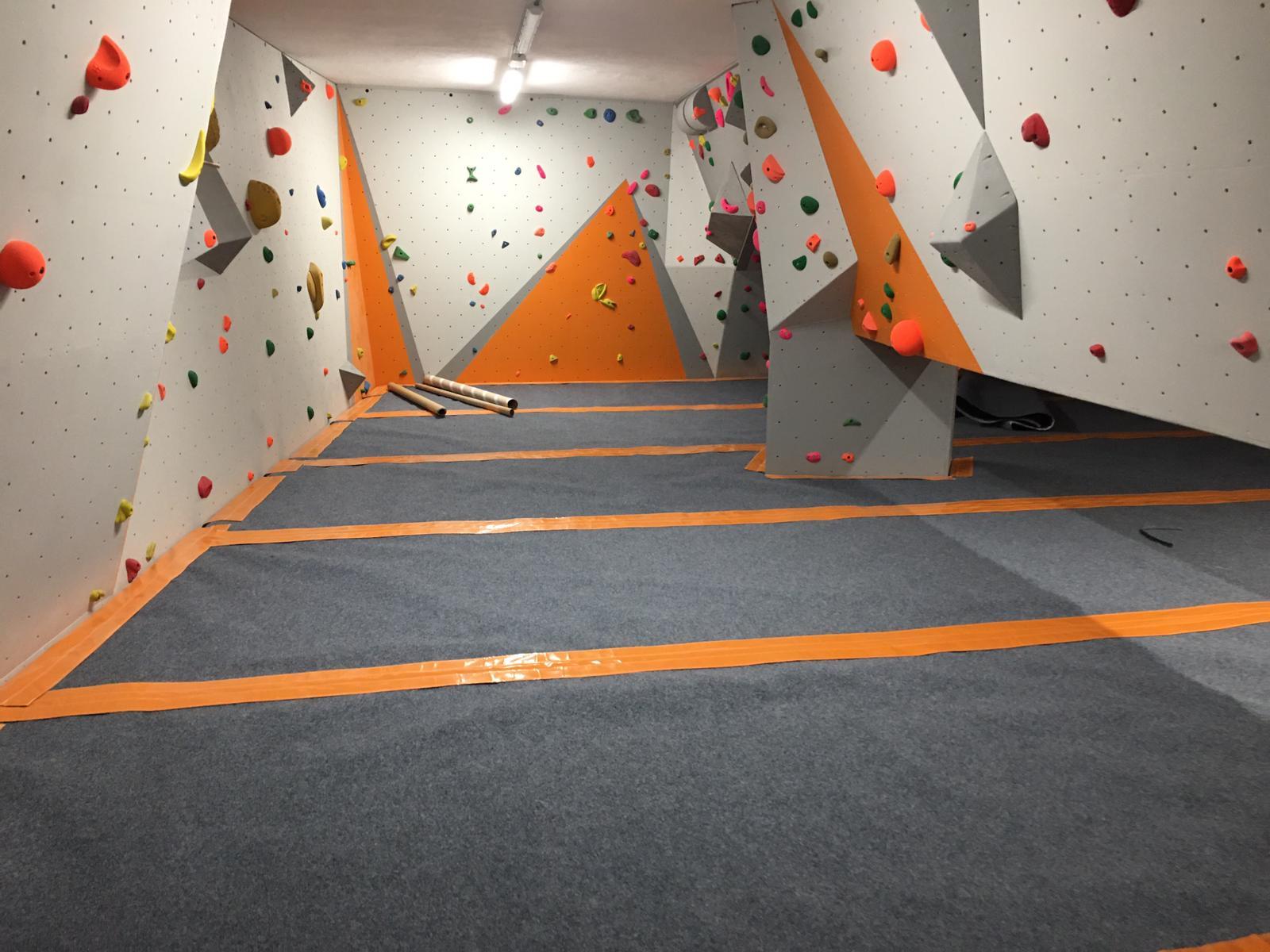 Salas de escalada