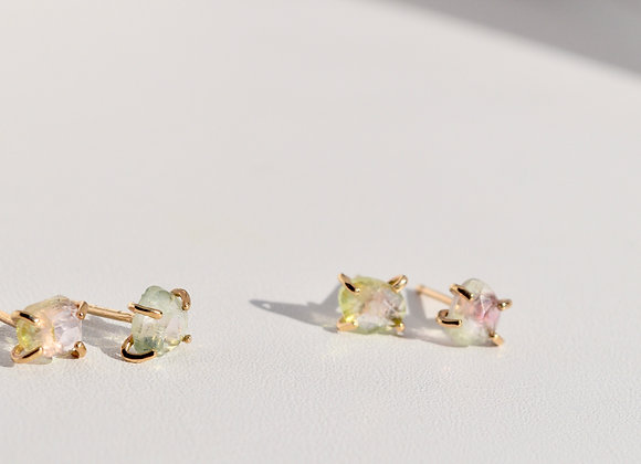 Tourmaline Studs Earrings