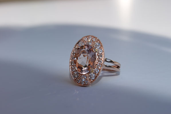 Custom Engagment Ring