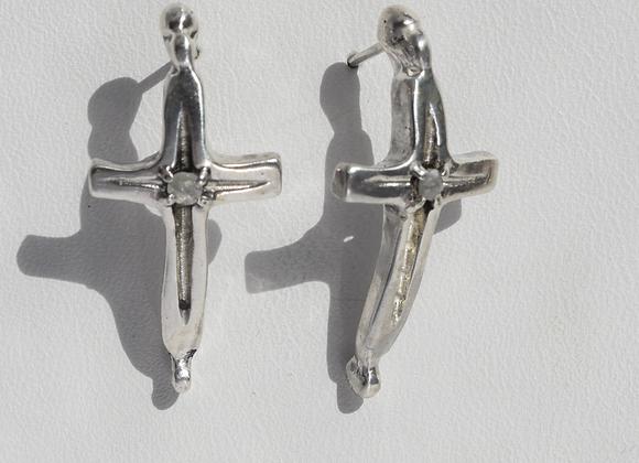 Jane Cross Earrings