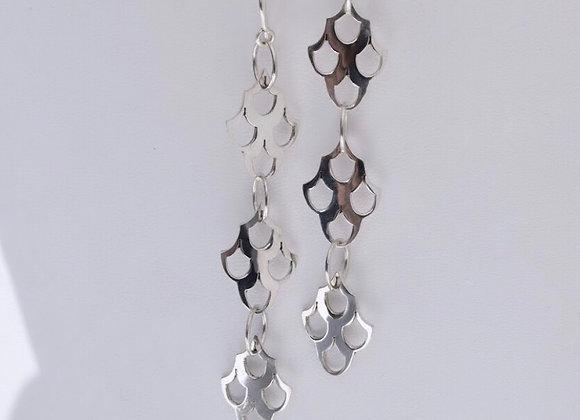 Lisbon Sterling Silver Earrings