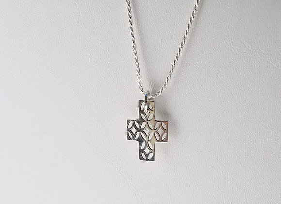 Heaven Cross Pendant Necklace