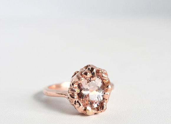 Pink Goddess Ring