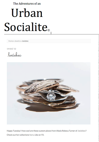 URBAN SOCIALITE