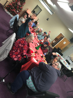 Young At Heart Ministry 12-2-19