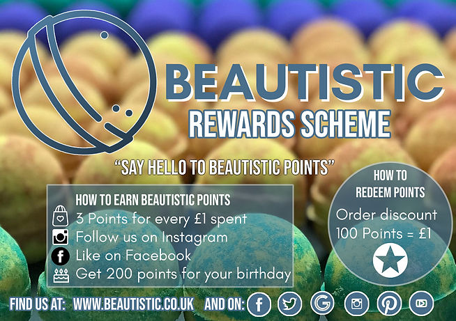 Beutistic Customer Rewards