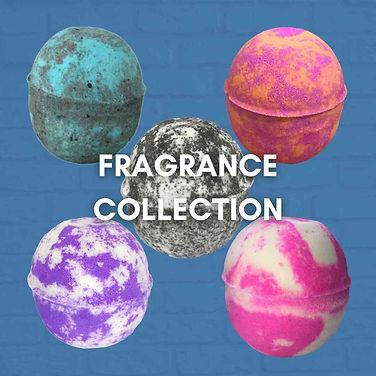 Fragrance Bath Bombs