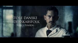 Store Danske Videnskabsfolk - Niels Finsen