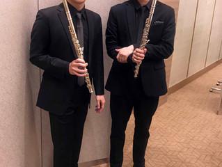 2020年元旦 オークラウロとオーケストラのコンサート