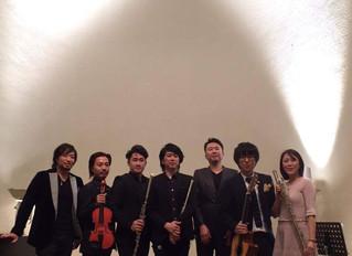 近江楽堂でコンサートをしました!