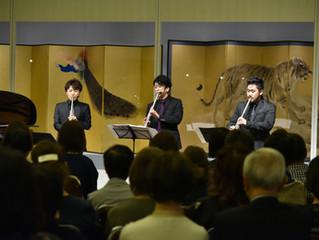 幻の笛 オークラウロ・コンサート~ポピュラー名曲の夕べ~@ホテルオークラ東京