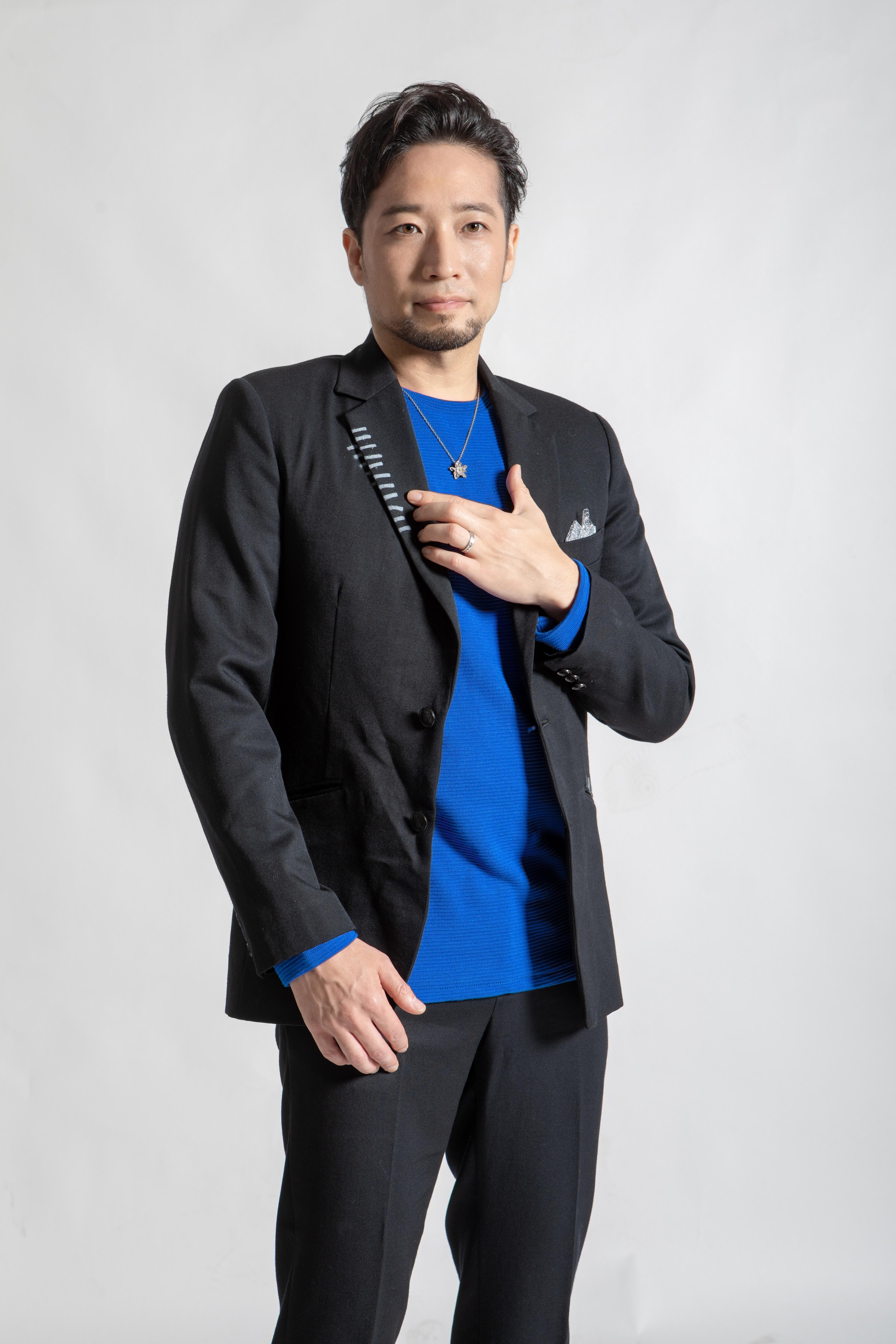 永田ジョージ George Nagata