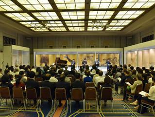 幻の笛 オークラウロ・コンサート~ポピュラー名曲の夕べ~@ホテルオークラ東京を開催しました