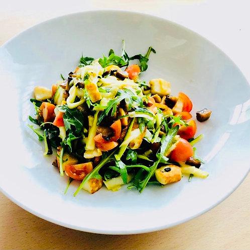 Low carb salát