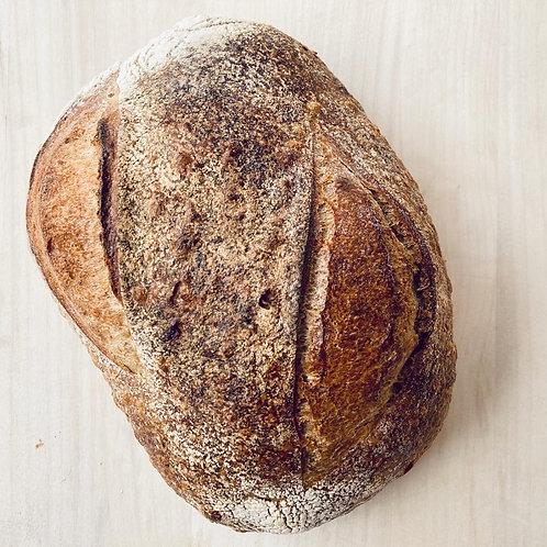 Kváskový chléb - nutno objednat dopředu