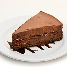 Pastel del Monje (de chocolate)