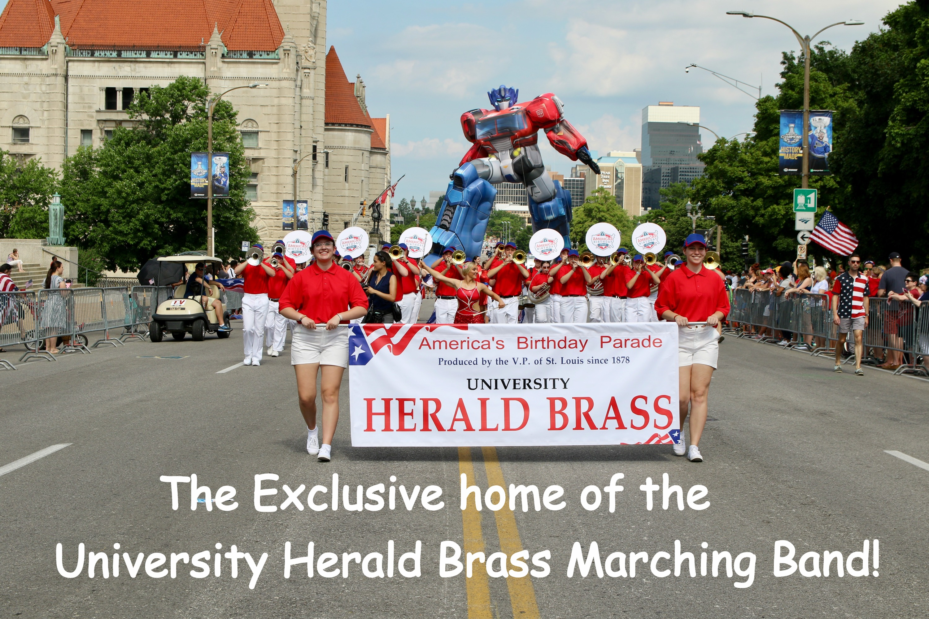 University Herald Brass Band
