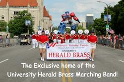 University Herald Brass Band