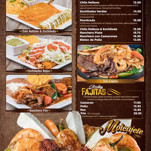 Las Originales Speciality Dishes