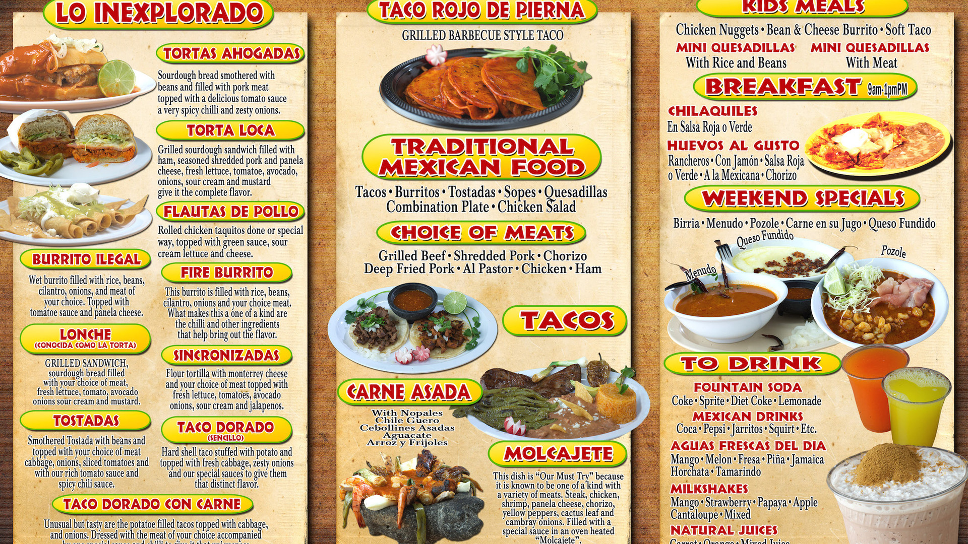 TOGO MENU BACK LAUREL 2017.jpg