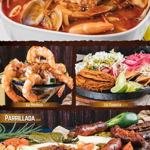 Las Originales Specialty Dishes