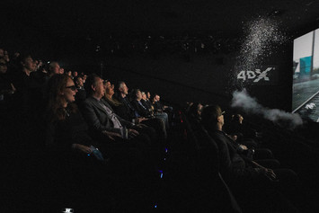 OPENING 4DX & DOLBY CINEMA IN DE KUIP