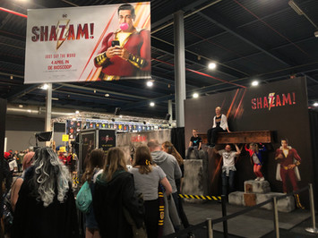 HEROES DUTCH COMIC CON 2019
