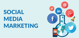 Social Media is an important component of the marketing umbrella