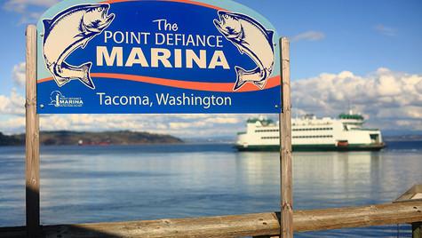 The Point Defiance Tacoma,WA