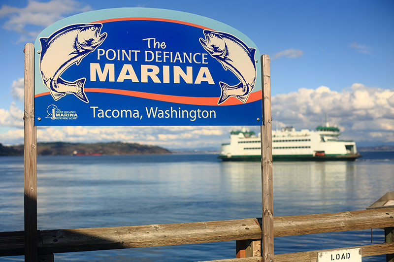 The Point Defiance Tacoma,WA