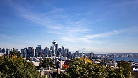 Kerry Park Seattle, WA