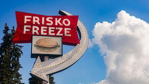 Frisko Freeze Tacoma,WA