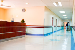 New In- and Out-Patients' Wing