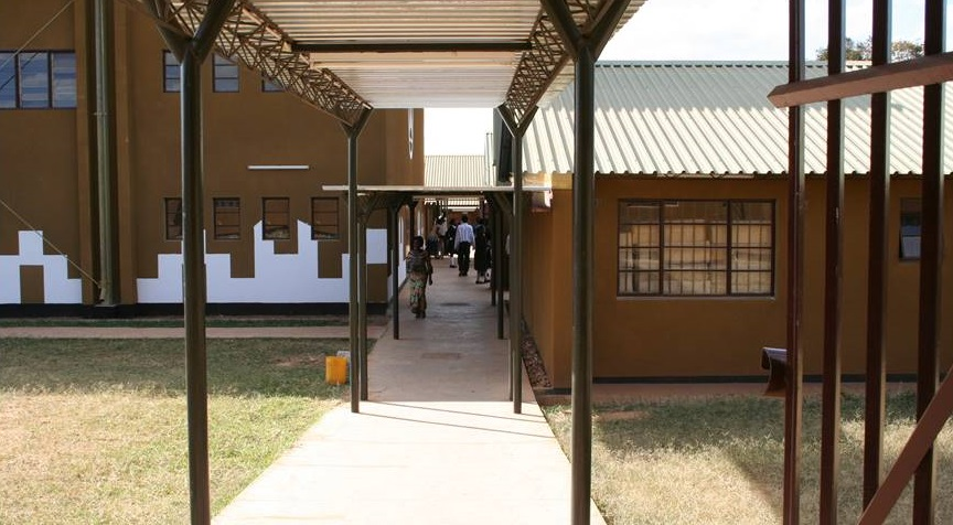 Lumezi High School