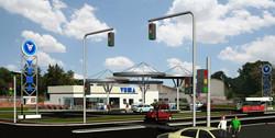 Vuma Service Station, Kafue Road