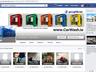CarWash.ie on Facebook
