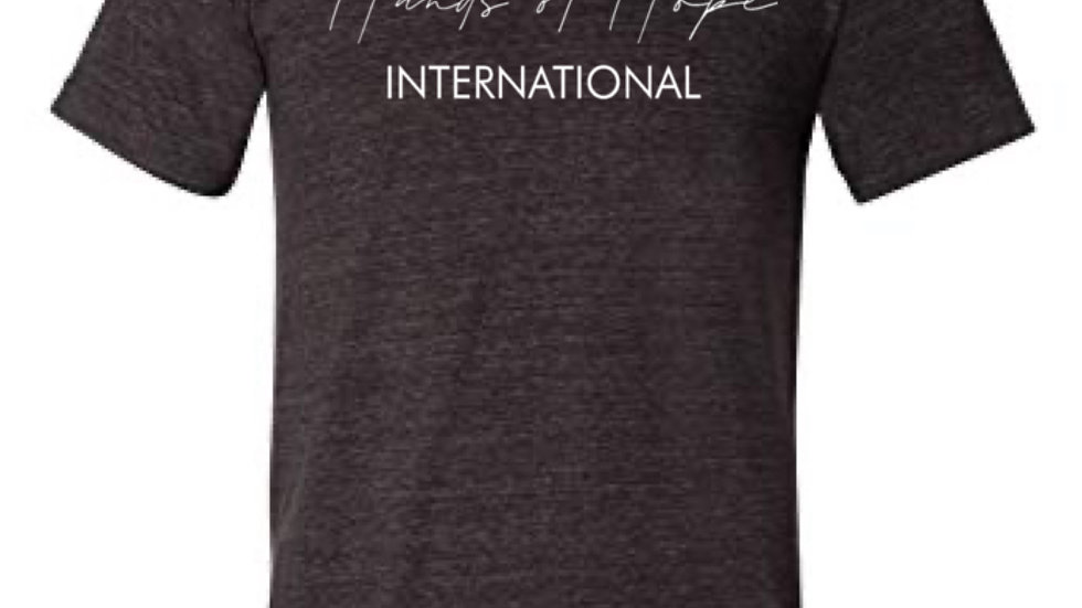 Hands of Hope 'Name Logo' T-shirt