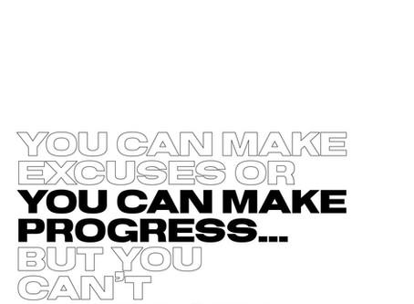 Make Progress...