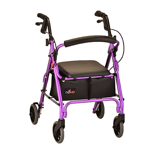 Nova GetGo Classic Petite Purple 4208CPL