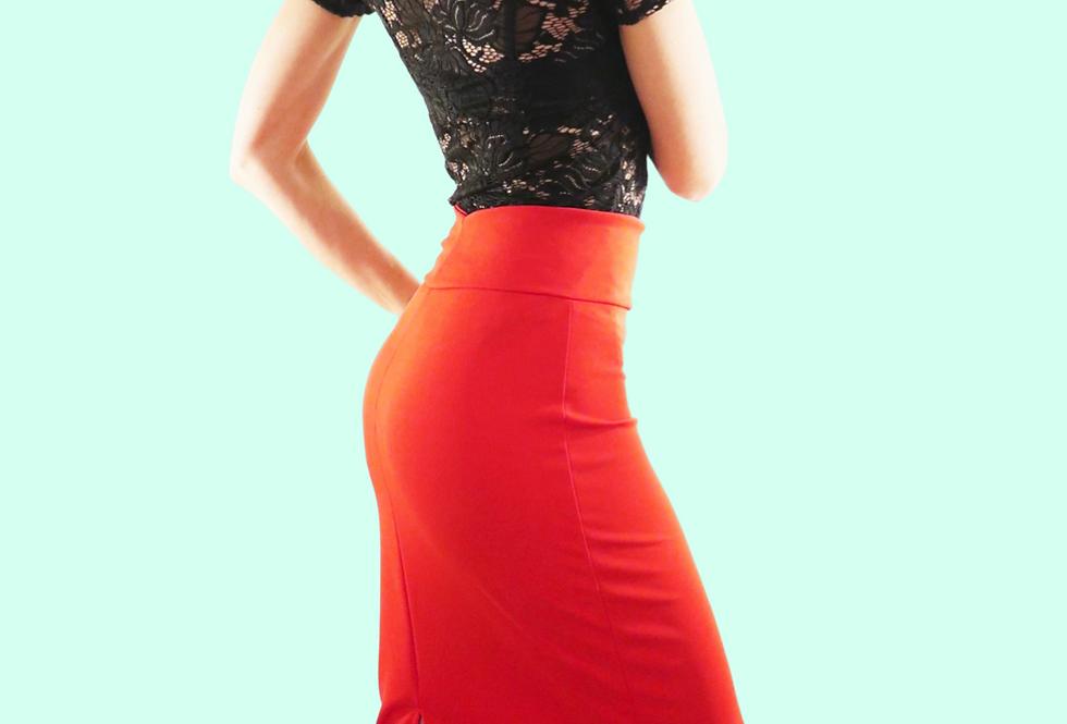Camelia Rojo