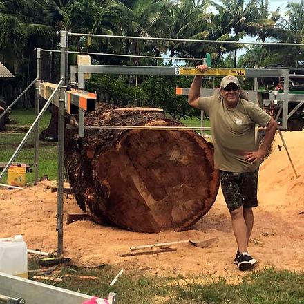 Derek Lau, Owner/Master Wood Craftsman