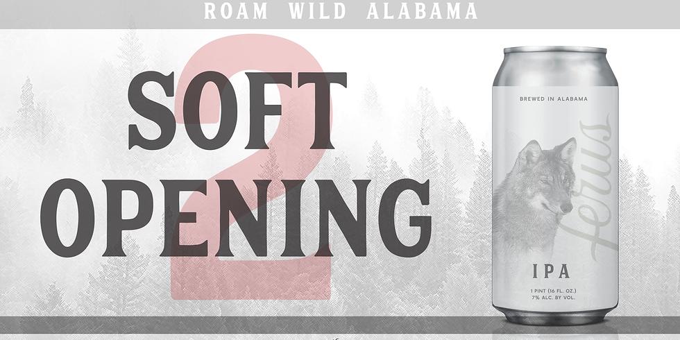 Soft Opening #2