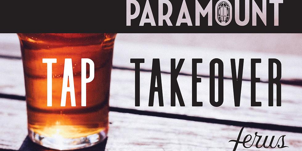 Tap Takeover at Paramount