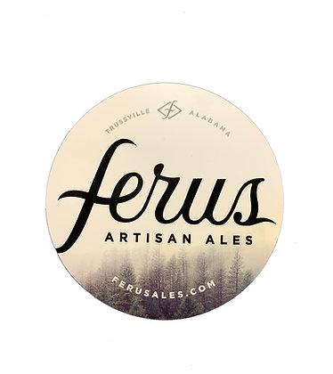 Ferus Sticker