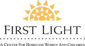 When coming to the FLEA Bring Donations for First Light to help Homeless Woman and Children