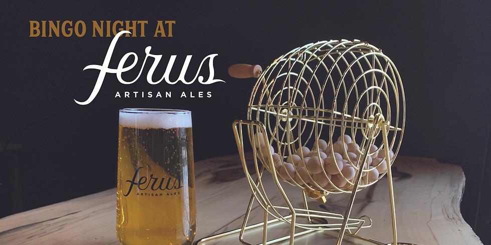 Bingo Night at Ferus